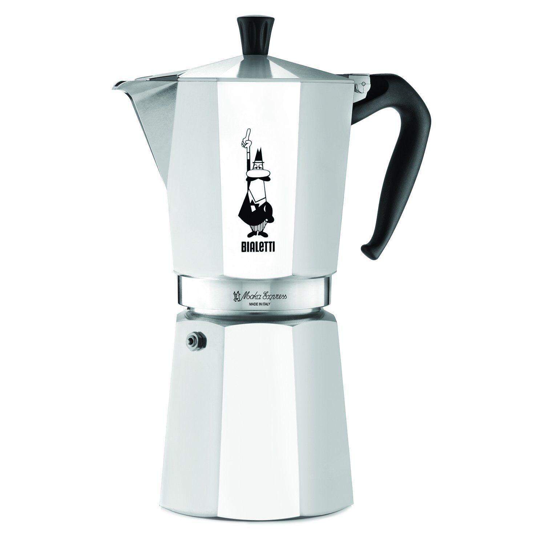 stovetop espresso machine italian coffee crema maker