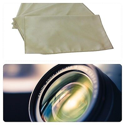 "Scratch Free Cleaning Cloth Car Lenses LCD Leather Stainless Camera13""x13"" 4pcs"