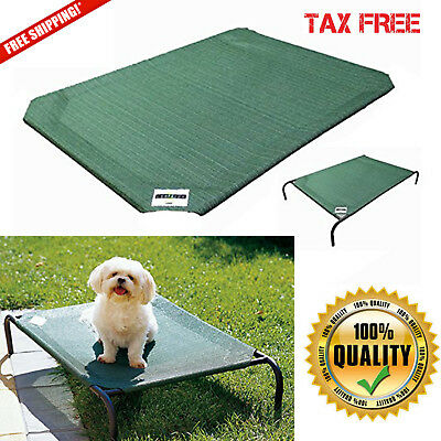 Pet Dog Medium Bed Replacement Cover Heavy Duty Waterproof Breathable Nylon Cot
