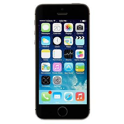 Apple iPhone 5S 16GB Unlocked GSM TMobile ATT 4G LTE Smartphone  Space Gray