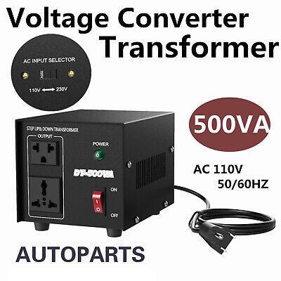 Variable Transformer Powerstat Voltage Regulator 500w Ac 110v120v220v240v