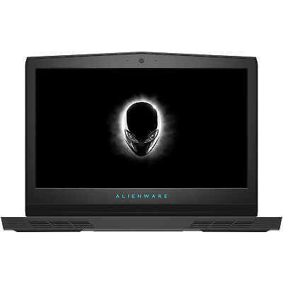 """Dell AW17R5-7092SLV 17.3"""" Alienware R5 i7-8750H 16GB RAM, 1TB Gaming Notebook"""