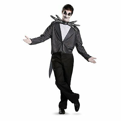 Disguise The Nightmare Before Christmas - Jack Skellington Costume (42-46) (The Nightmare Before Christmas Costume)