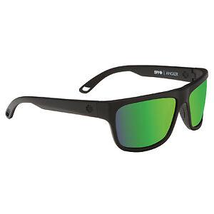 64884d5c0bb58 Spy Optics Angler Matte Black Happy Bronze 673237374861 Sunglasses. +.   80.75Brand New