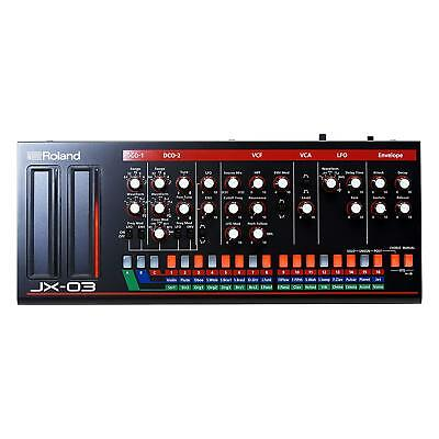 ROLAND BOUTIQUE JX-03 SOUND MODULE Music Synthesizer EMS w/ Tracking NEW for sale  Shipping to Canada