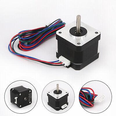 Metal Nema 17 Stepper Motor Bipolar 2a 59ncm Body 4-lead For 3d Printer Hot 42mm