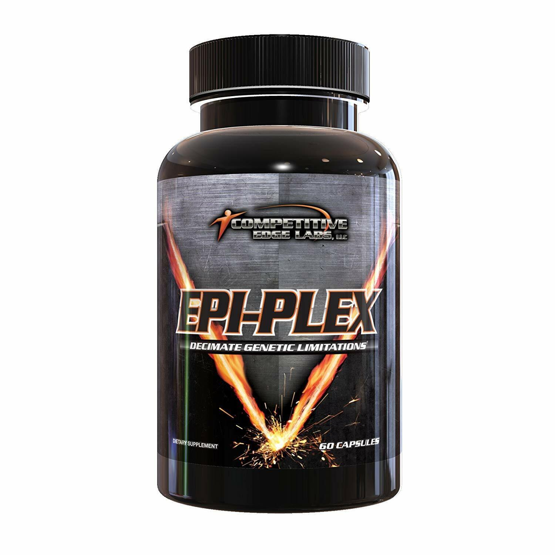 Competitive Edge Labs EPI-PLEX Myostatin Inhibitor Epicatechin Muscle Builder