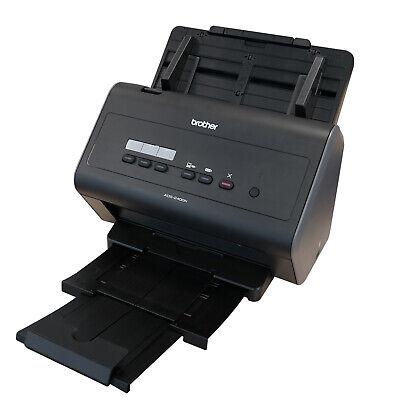 Brother ADS-2400N - Dokumentenscanner - Duplex - A4 - 600 dpi x 600 dpi schwarz