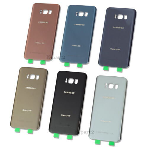 S8 Plus Tape For Samsung Galaxy S8 Oem Battery Cover Glass Housing Back Door