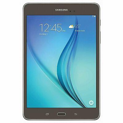 Samsung Galaxy Tab A Smoky Titanium SM-T350 Tablet 8inch- 16GB