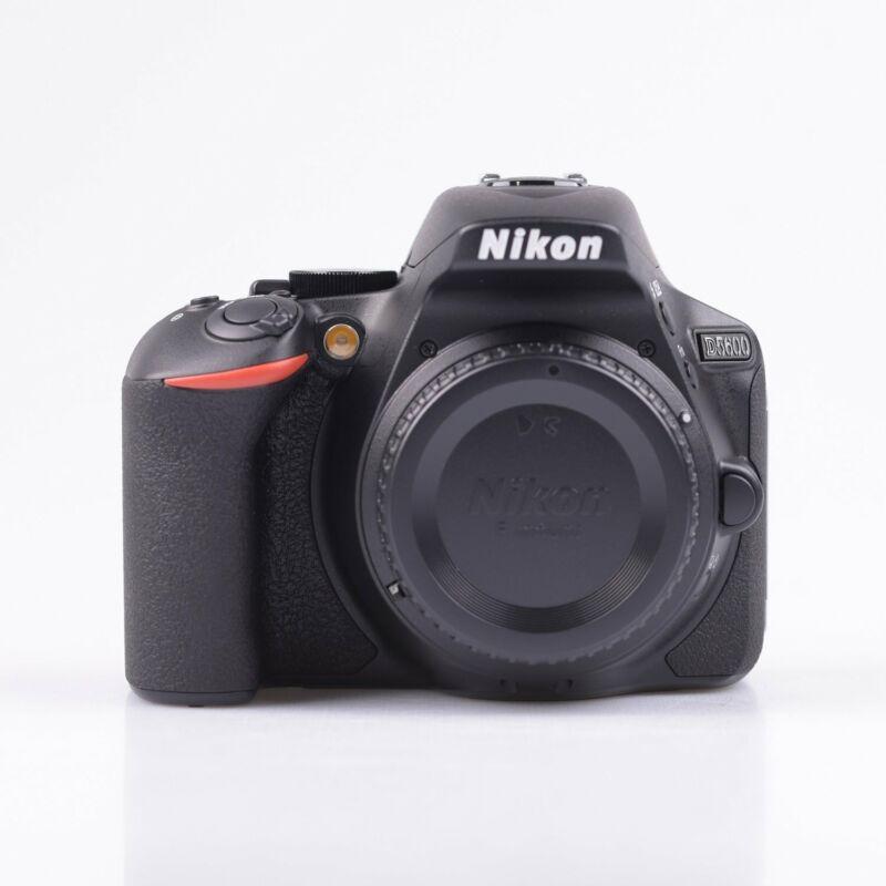 Nikon D5300 DSLR Camera (Body Only) Gray 1521