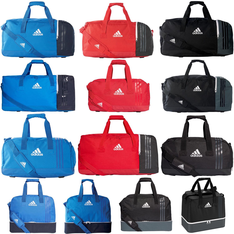 adidas Tiro Teambag Sporttaschen mit Bodenfach Schuhfach Small Medium Large