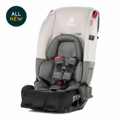 Diono Radian 3 RX Convertible Car Seat in Light Grey - BRAND NEW!!!