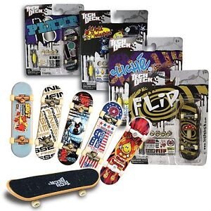 NEW TECH DECK MINI SKATEBOARD SINGLE PACK! 96mm toy skate finger board ASSORTED