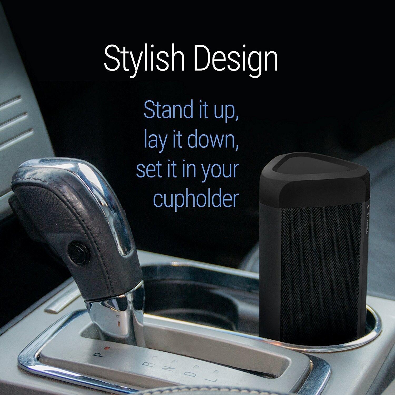 OontZ Angle 3 Plus Edition 10W Portable Bluetooth Speaker, R