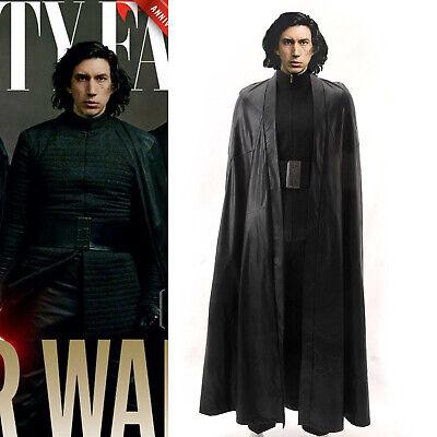 Star Wars Episode 8: The Last Jedi Kylo Ren Customize Halloween Cosplay Kostüm - Kylo Ren Cosplay Kostüm