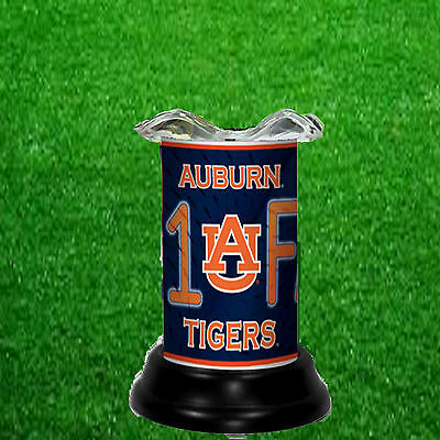 AUBURN TIGERS ELECTRIC TART WARMER/FRAGRANCE LAMP - FREE SHIPPING IN US