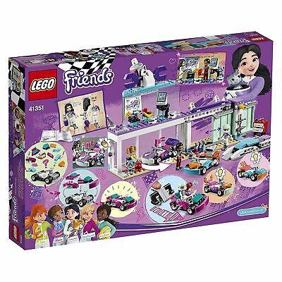 Lego 41351 Friends - Creative Tuning Shop