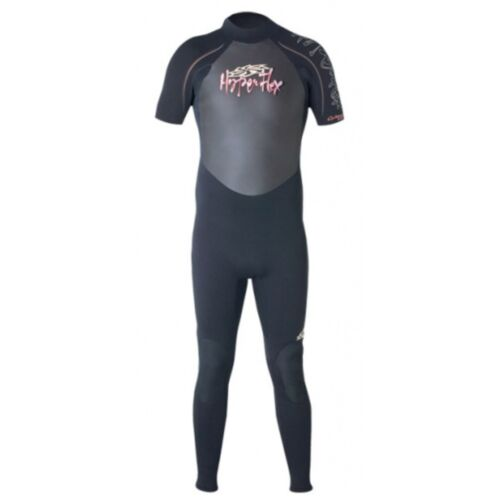 cyclone 2mm short sleeve full wetsuit