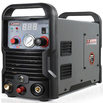 Chf-40 40 Amp Pilot Arc Non-touch Plasma Cutter 35 In. Clean Cut 110 230v