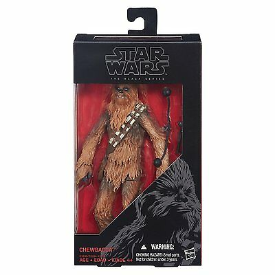 CHEWBACCA - Star Wars Black Series 6