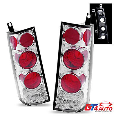 Rear Brake Tail Lights Set for 1996-2002 GMC Savana 1500 / 2500 / 3500 Van