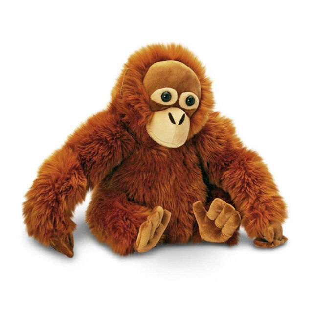 Orangutan 30cm, Keel Toys Plush Soft Toy