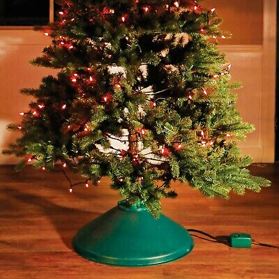 EZ Rotating Christmas Tree Stand For Artificial Trees-Display All Sides At Once!