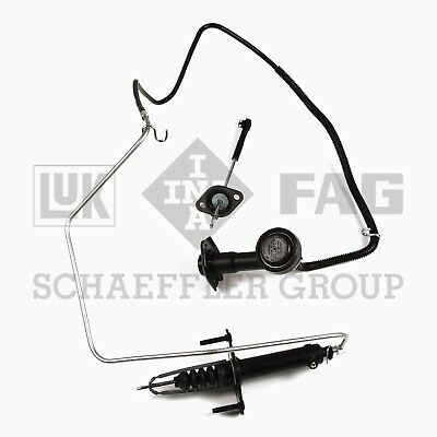 Clutch Master and Slave Cylinder Assembly fits 1992-1995 GMC C1500,C2500,C3500,K