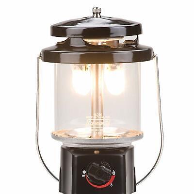 Outdoor Gas Lantern - Coleman Propane Lantern   Deluxe Perfect Flow Gas Lantern for Camping Outdoor