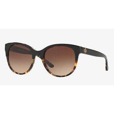 Tory Burch TY7095 -16011354 Plastic Sunglasses Brown Frame Brown (Tory Burch Mens)