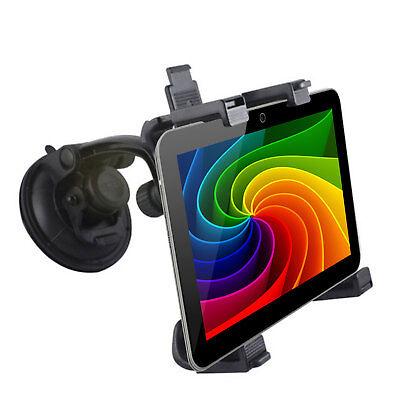360° 7-10inch Tablet Car Windshield Instrument Bracket Mount Holder for iPad GPS