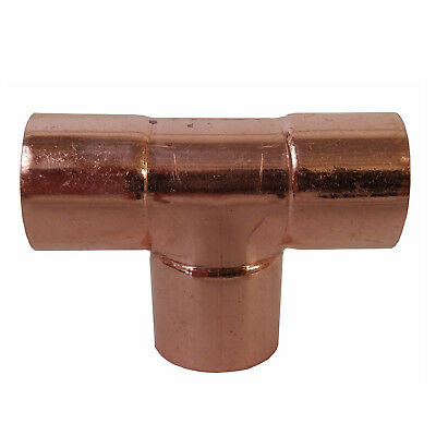 6 Tee - Copper Pipe Fitting