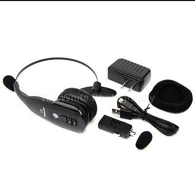 Blue Parrott B350-XT Bluetooth Wireless Trucker Headset VXI Phone 203475 Parrot