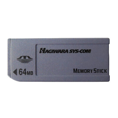 New 64MB Memory Stick NON-PRO Standard For SONY Older Camera Free Shipping ME