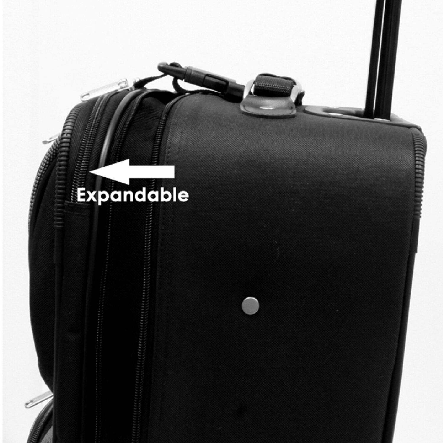 Купить Traveler's Choice - Amsterdam 8-Piece Light Expandable Rolling Luggage Suitcase Tote Bag Travel Set
