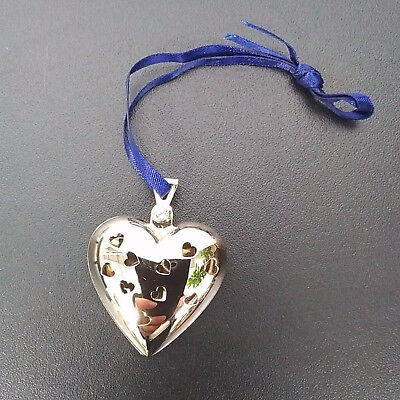 Georg Jensen Christbaumschmuck Heart Art. No. 3588113 (Georg Jensen Schmuck)