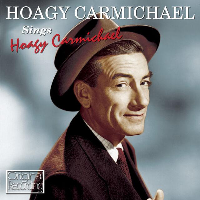 Hoagy Carmichael Sings Hoagy Carmichael CD