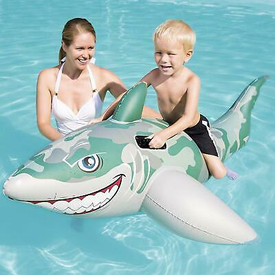 Best Way Camo Shark Swimming Pool Toy - Brand
