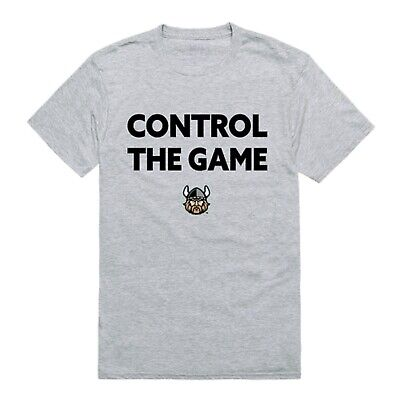 Cleveland State University Vikings CSU Cotton College Control The Game T-Shirt (University Square Cleveland)