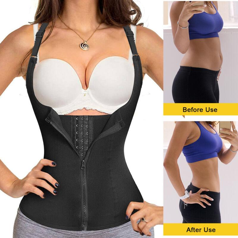 Neoprene Waist Trainer Shaper Corset Body Sweat Tummy Control Cincher Women