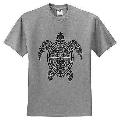 New  Turtle Lazy Days Tatoo Animal Design Beach Gift Ideas T Shirts