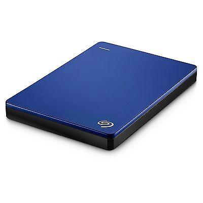 Seagate Backup Plus Slim ST 1000GB 1TB USB 3.0 2.5 External Hard Drive