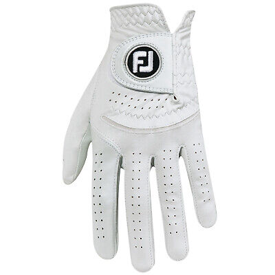 FOOTJOY CONTOURFLX GOLF GLOVE - Right or Left Handed Golfer / White