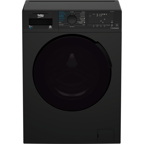 Beko WDB7426R1B 7kg Wash 4kg Dry 1200rpm Freestanding Washer Dryer -  WDB7426R1B