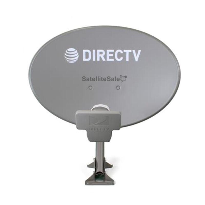 Directv Kaku 3 Slimline Hd Dish/4k Sl3 Satellite Swm3 Dswm3 4k Short Mount