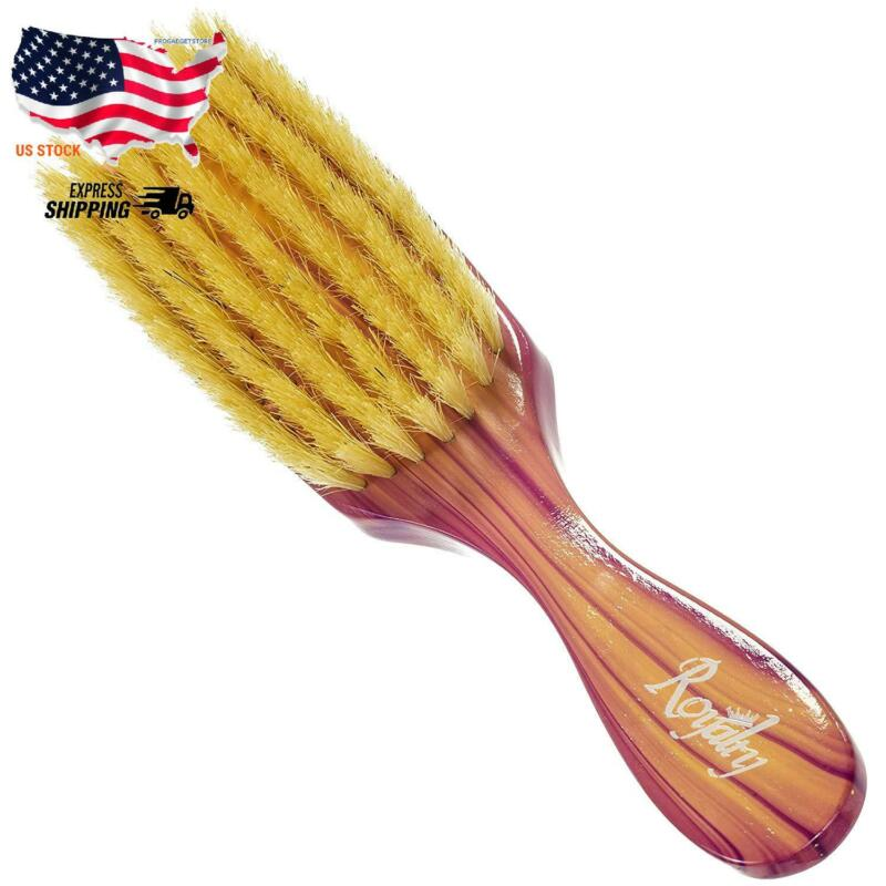 Royalty By Brush King Wave Brush #703- Medium Soft Brush - F