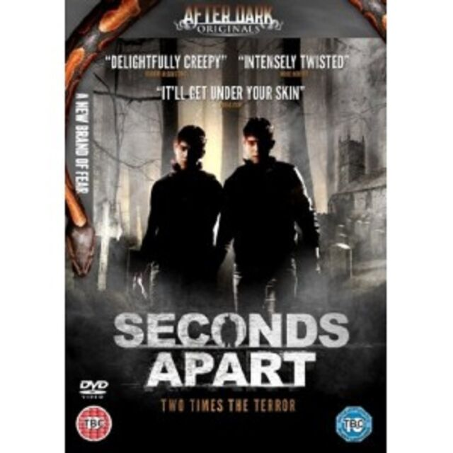Seconds Apart (DVD, 2011) NEW AND SEALED