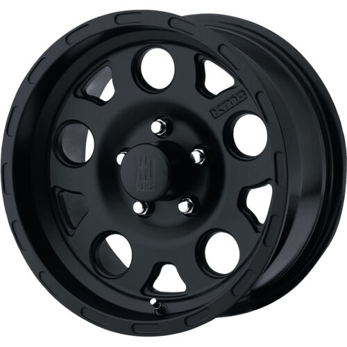 16x8 Black XD XD122 Enduro 5x4.5 +0 Wheels Capitol All Terrain LT265/75R16 Tires