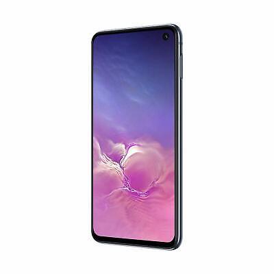 Smartphone Samsung Galaxy S10e 128GB Dual-SIM-Prisma Schwarz Schwarz ITALIEN 24 MONTHS
